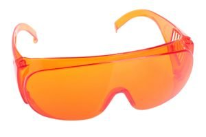 Fire Risk Assessment Specialist - Safety glasses