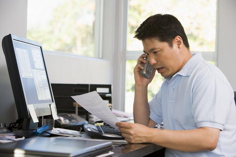 Home Office Risk Assessment Advisor
