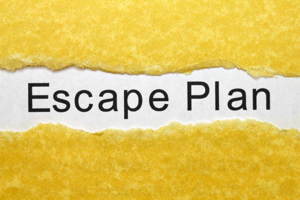 Fire Safety Escape plan