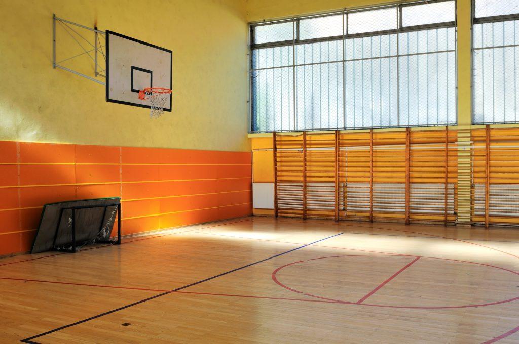 School Gym - Health & Safety