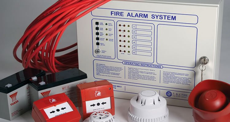 What type of fire alarm do I need for my business premises